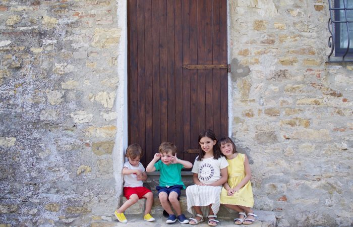 Italy with Kids: A Family Friendly Tuscany Rental