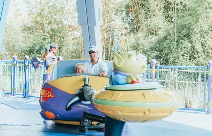 Toy Story Land: Tips for Visiting with Preschoolers