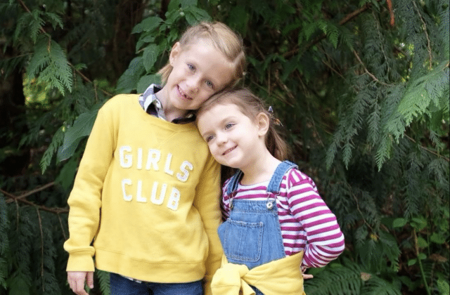 Great Fall Outfits from Target & Old Navy for Girls