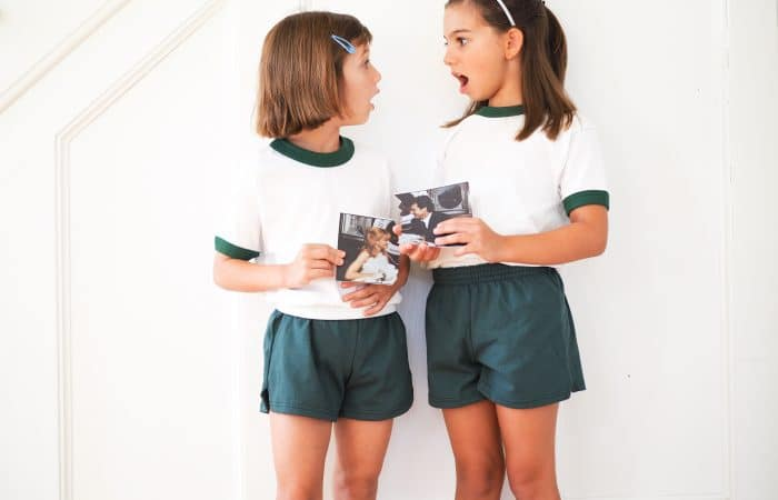 Easy DIY Costume: The Parent Trap