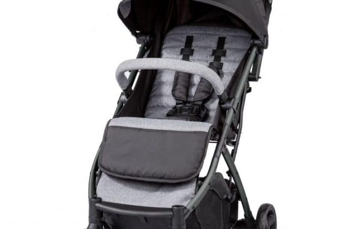 Stroller Review: Summer Infant 3Dpac CS+