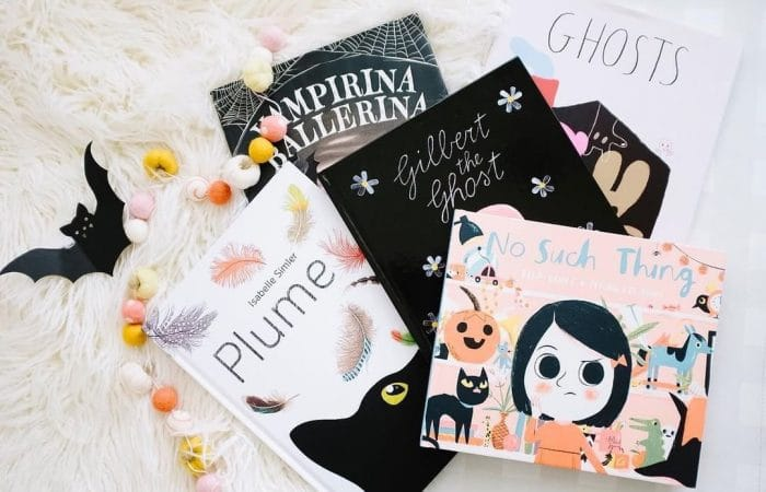 Halloween Books for Kids: 2018 List