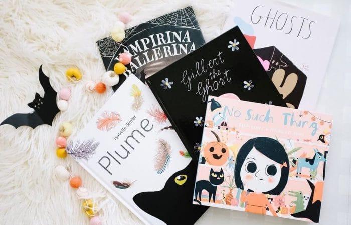 Halloween Books for Kids: 2018 List