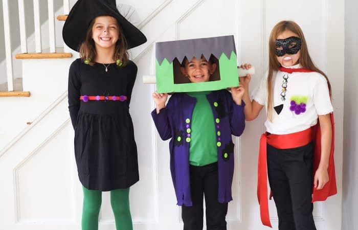 DIY Classic Halloween Costumes