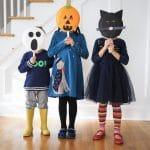 3 Fun Halloween Paper Plate Masks