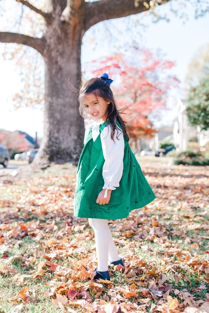 girl fall outfit