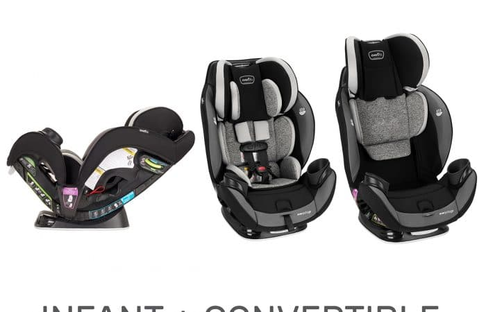 Review: Evenflo EveryStage DLX All-in-One Car Seat
