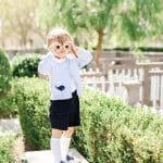 A Fun Giveaway to Prep for the Holidays: Nantucket Kids & Footmates Shoes