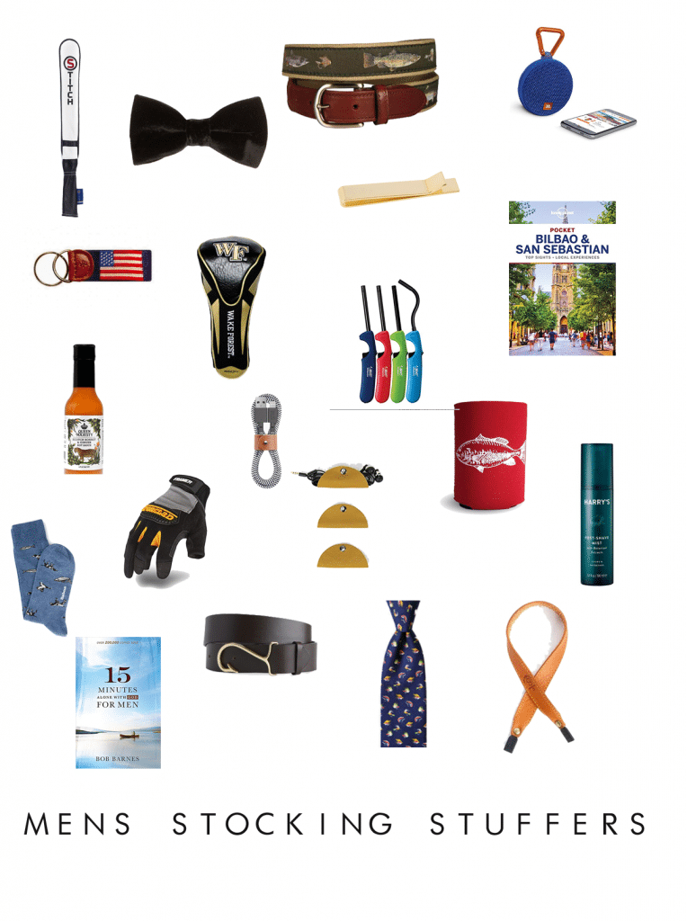 Gifts for Him: Great Ideas for Gifts and Stocking Stuffers