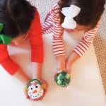 Christmas Crafts: 3 Easy Pom Pom Ornaments