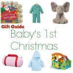 Baby's First Christmas Gift Guide
