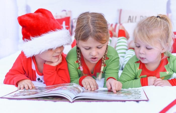 9 Favorite Holiday Books