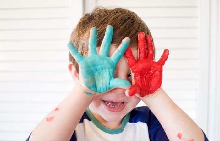 25 Handprint Crafts for Kids