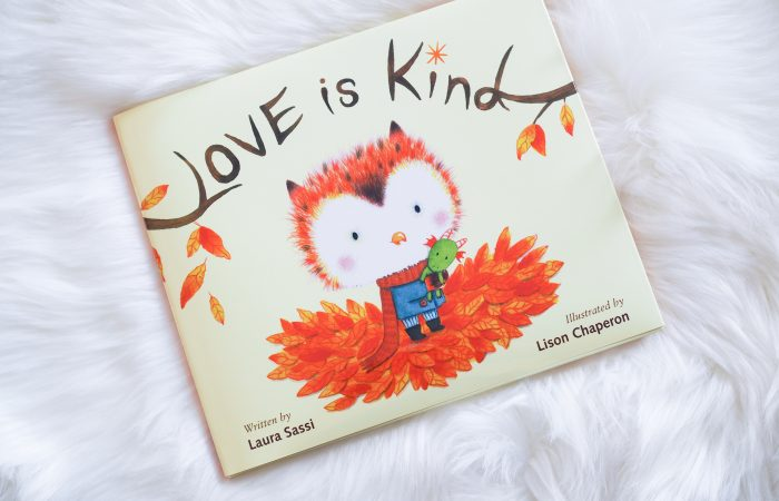 Love is Kind: A Kindness Book Tour
