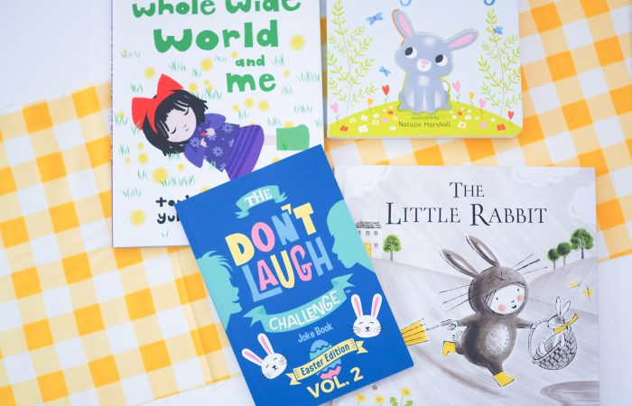 35 Easter and Spring Book List for Kids