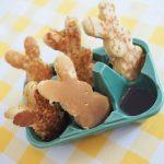 Easy Easter Breakfast: Easter Bunny Pancakes