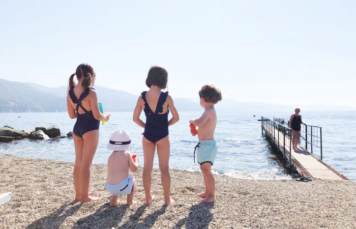 A Guide to Santa Margherita and the Italian Riviera with Kids