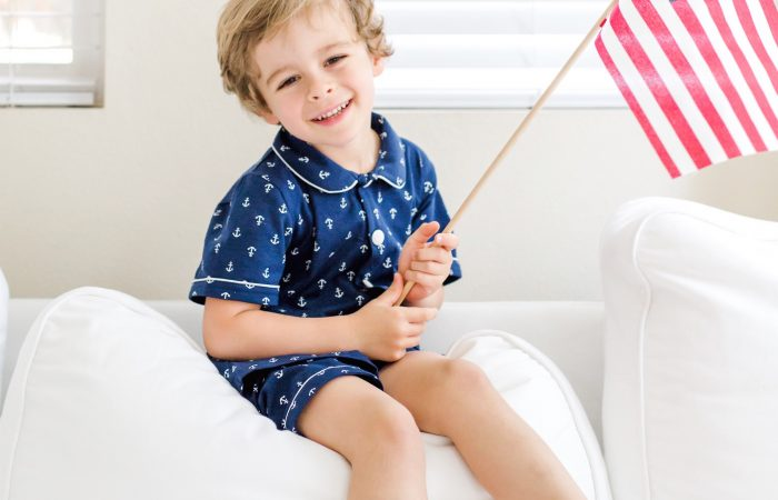 Patriotic Outfits, Crafts and Recipes