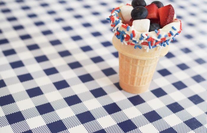 Fun Patriotic Snack for Kids