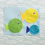 10 Ocean Themed Crafts & Activities for Kids