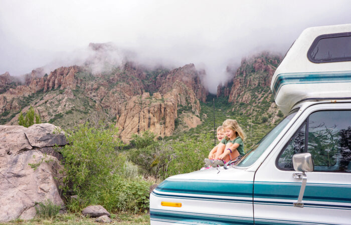 Big Bend National Park with Kids