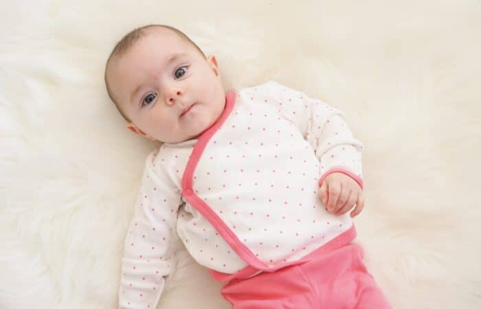 Primary's New Baby Layette