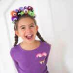 Easy DIY Monster Headband