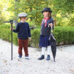 DIY Costumes: Mary Poppins and Bert