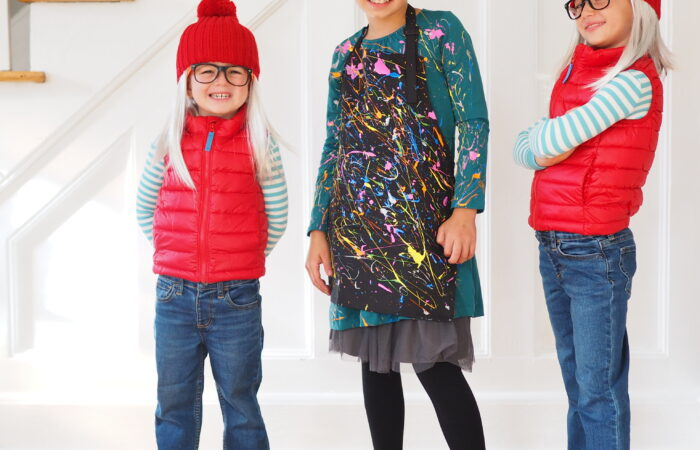 DIY Descendants Costumes