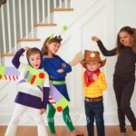 Easy DIY Toy Story Costumes