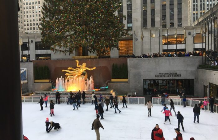 The Best Spots to Ice Skate in New York City