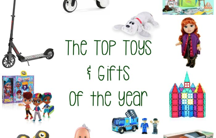 Top Toys & Gifts for 2019
