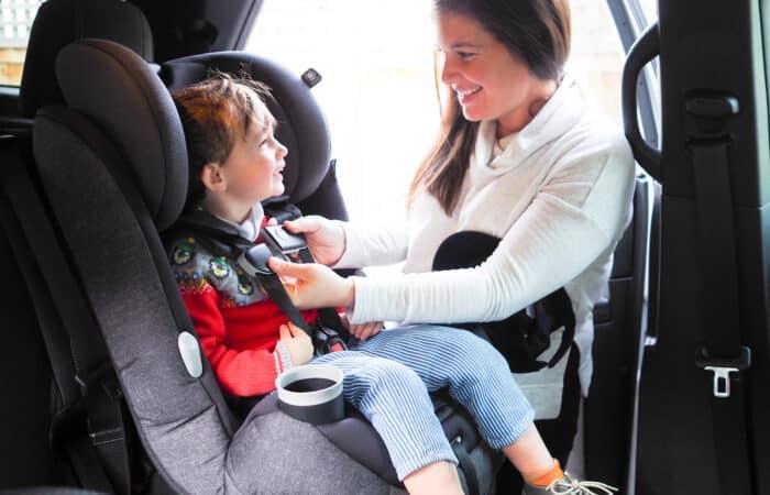 The New Maxi Cosi PRIA Max 3-in-1 Car Seat