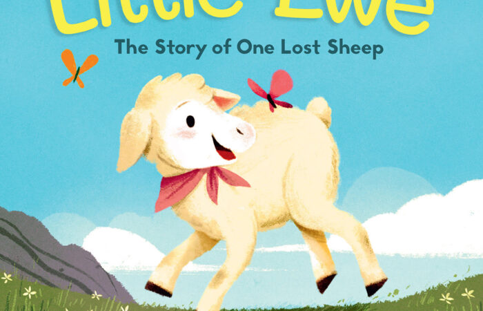 Preview a New Book for Kids Little Ewe: The Story of One Lost Sheep