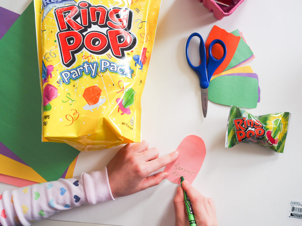 Ring Pop Party Starters