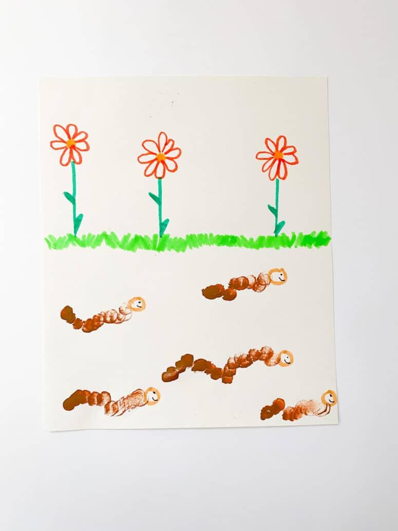 earthworm lesson