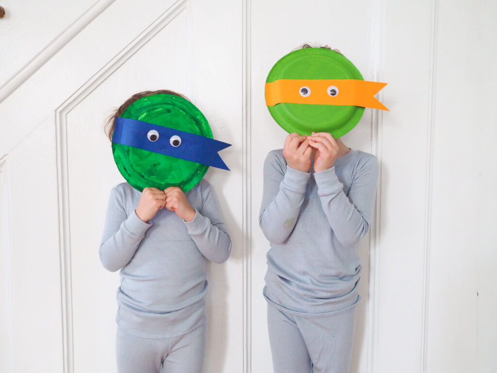 Ninja turtle craft