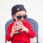 Patriotic Recipes: A Fun Summer Drink for Kids