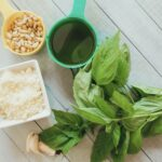 Easy Nutribullet Pesto