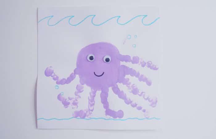 Simple Preschool Activities: Ocean Theme