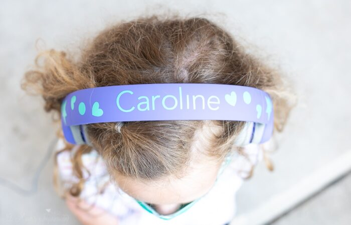 10 Ways to Personalize Back to School with Cricut