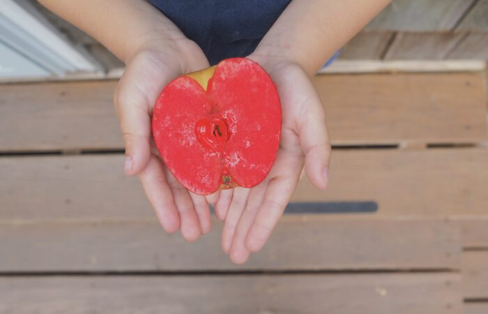 Simple Preschool Activities: Apple Week