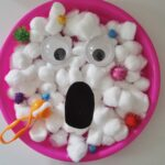 Simple Preschool Activities: B is for Boo!