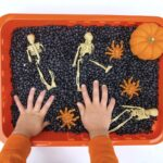 Simple Preschool Activities: Halloween