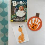 Fun Halloween Handprint and Footprint Crafts