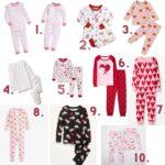 Valentine's Day Pajamas & Books