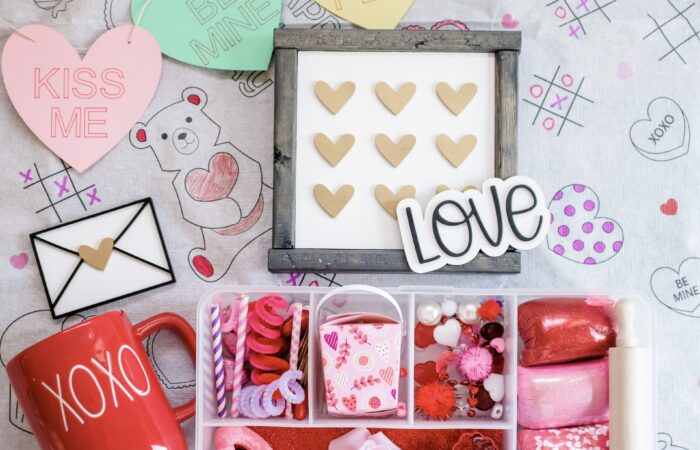 A Big Etsy Valentine's Day Giveaway!