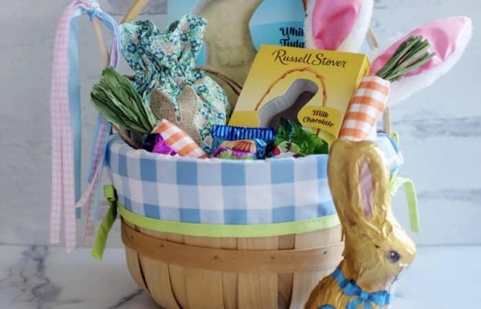 Free Printable Easter Basket Pennants & Tutorial