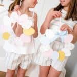 Easy DIY Easter Wreath Craft for Kids