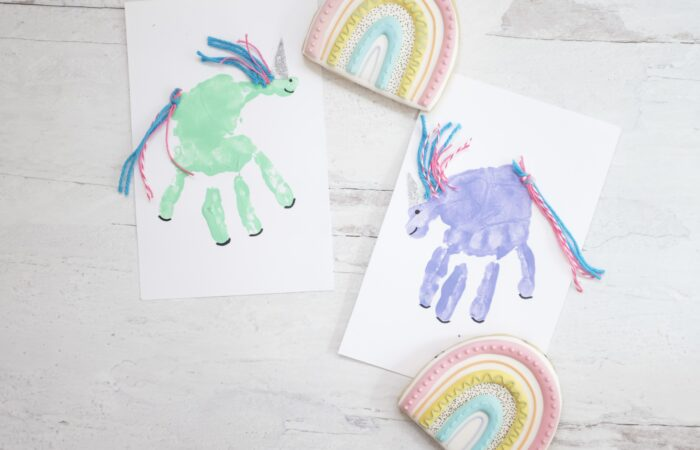 Two Fun Unicorn Crafts for Kids